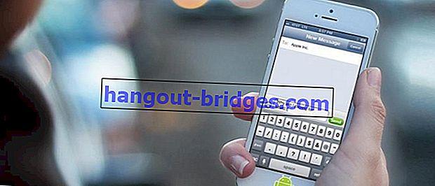 Cara Mudah untuk Membuat SMS Mudah Alih Android Anda Seperti iPhone