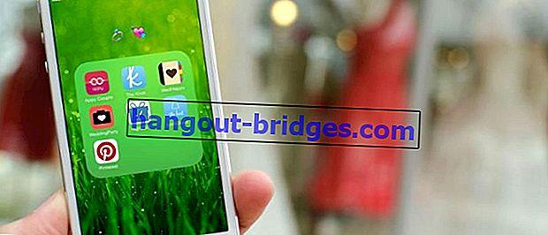 5 Aplikasi Perkahwinan yang WAJIB Anda Pasang Sebelum Berkahwin!