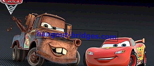Tonton Filem Cars 2 (2011) | Semasa Mater Menjadi Ejen Rahsia!