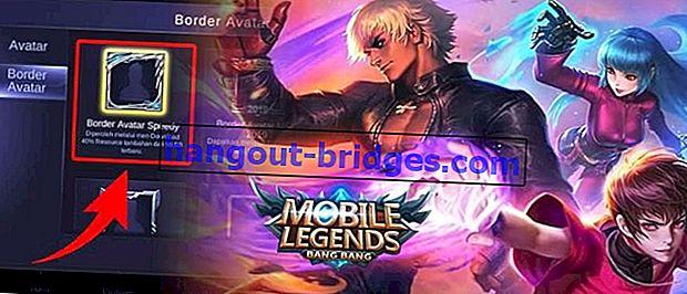 Cara mendapatkan Speedy Mobile Legends Avatar Border | Bonus Wira Percuma!