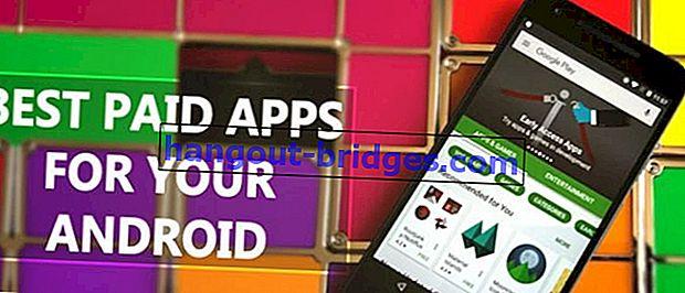 5 Aplikasi Berbayar yang Dapat Anda Dapatkan secara PERCUMA! Mahu?