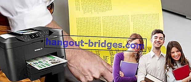 Comment imprimer d'avant en arrière dans Microsoft Word et PDF, vraiment facile!