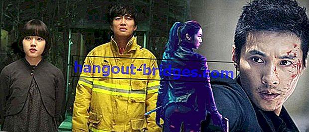 I 10 consigli cinematografici coreani più popolari del 2019, interpretati nei cinema americani!