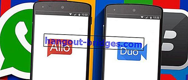 WhatsApp Udah Kuno, Google Punya Allo dan Duo yang Lebih Canggih!