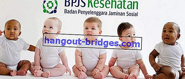 簡単でコンパクトな将来の赤ちゃんのためにBPJSを登録するための要件を次に示します。