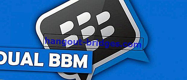 최신 BBM 모드 : 하나의 Android 스마트 폰에서 두 개의 BBM을 실행하는 방법