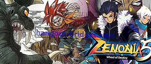 7 Permainan RPG Android yang Boleh Dimainkan pada RAM 1GB, God Graphics!