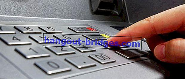 Ini adalah Gabungan Nombor Kod PIN yang Paling Banyak Digunakan di Dunia!