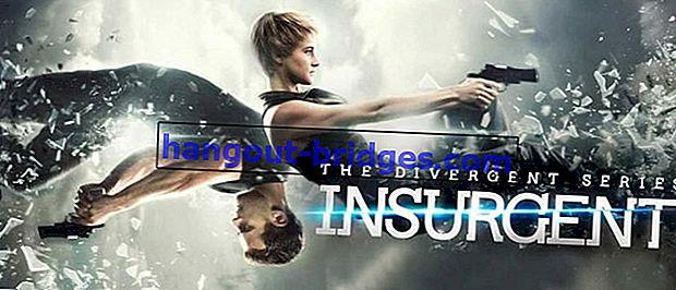 Saksikan The Divergent Series: Insurgent | Kisah Ketegangan Mengejar Penyelewengan!
