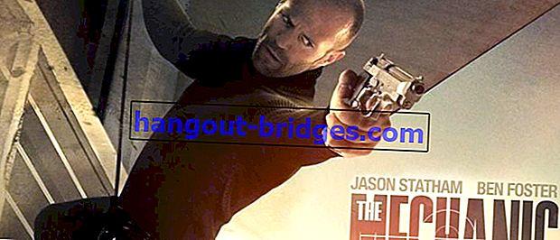 Tonton The Mechanic (2011), The Revengeful Killer!