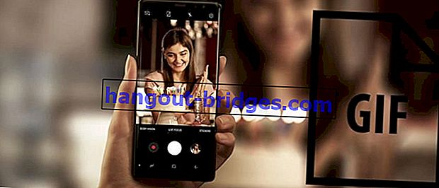 3 Aplikasi Foto Mudah Alih Terbaik untuk Membuat GIF Kreatif dan Video Pendek
