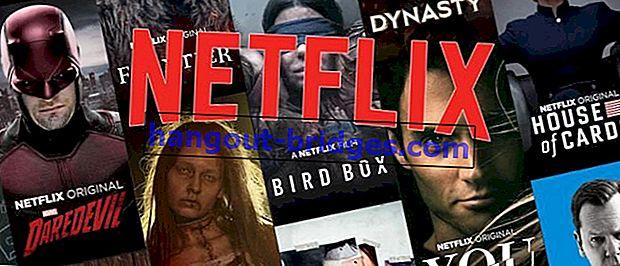 17 Filem Netflix Terbaik 2020, Berkualiti & Berkualiti!