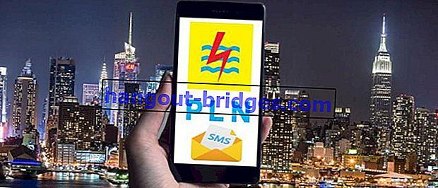 Cara Mudah Memeriksa Bil PLN Melalui SMS