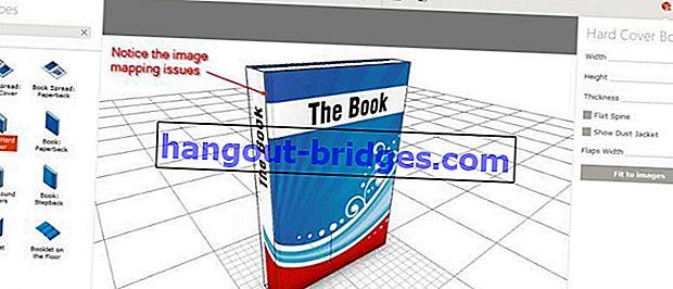 4 Aplikasi Percuma untuk Membuat Sampul Ebook 3D