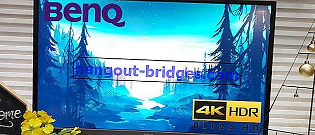 Monitor Permainan HDR 4K Terbaik yang Disyorkan (2019) - Monitor 4K BenQ EW3270U
