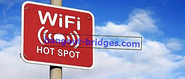 Tidak dapat dipisahkan, Inilah Perbezaan antara Wi-Fi dan Hotspot!