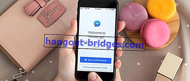 Cara Menggunakan Facebook Messenger tanpa Akaun Facebook