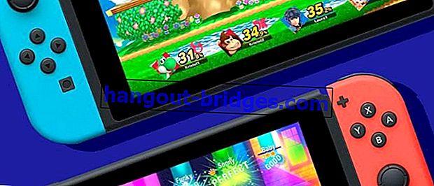 10 Permainan Nintendo Switch Terbaik yang Mesti Mainkan, Ketagihan!