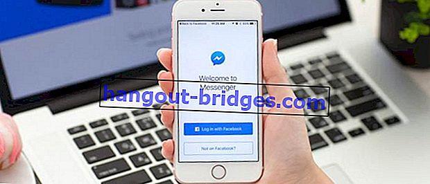 Facebook Messengerアプリケーションで実行できる10の秘密のこと