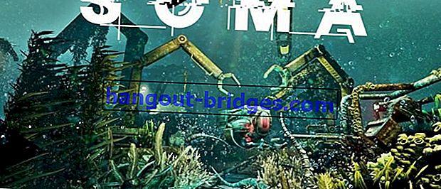 ANTI-UTAMA! 4 Permainan Ini Mempunyai Latar Belakang Di Bawah Laut! Tanah Besar Udah Tidak Ada Kali
