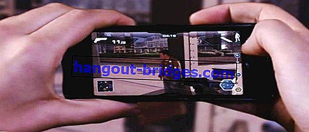 14 Permainan Android Simpan Memori pada RAM Smartphone 256MB (Bahagian 1)