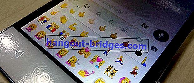 Comment utiliser les préservatifs Emoji et Emoji du doigt du milieu sur WhatsApp