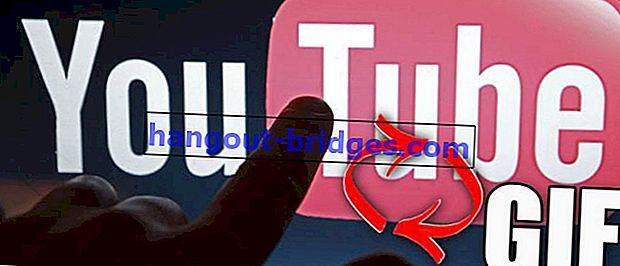 Inilah Cara Membuat GIF dari Video YouTube