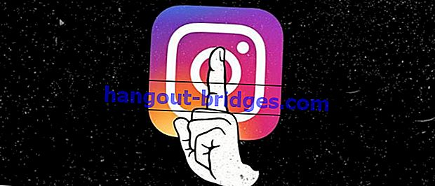 Cara Sekat dan Berhenti Ikut Instagram Orang Lain tanpa diketahui