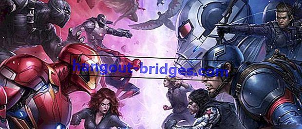 5 ในเกม Marvel Superhero ที่ดีที่สุดบน Android, No Nyesel ติดตั้ง!
