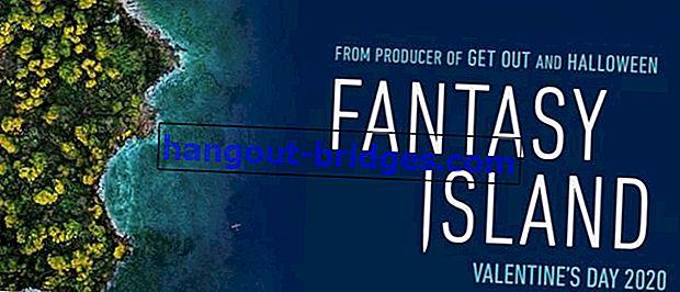 Tonton filem Fantasy Island (2020), Pulau Penuh dengan Rahsia Mengerikan!
