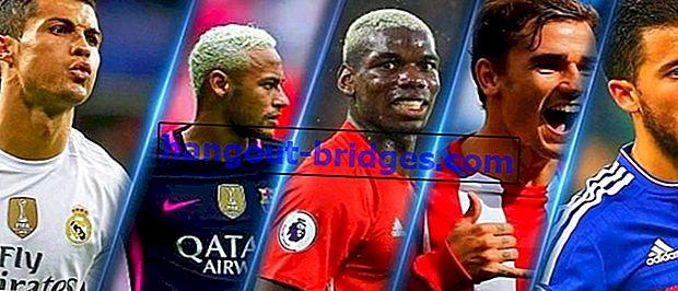 7 Penyedia Aplikasi Berita Bola Sepak Terbaik dan Piala Dunia 2018 di Android