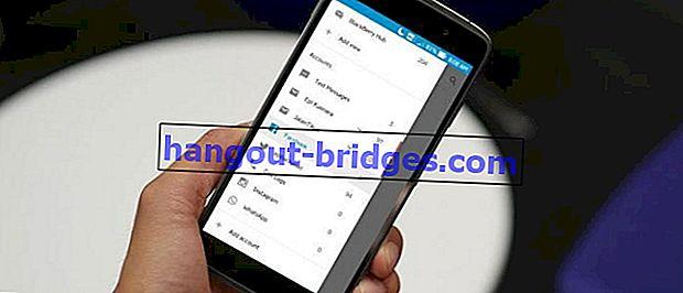 Cara menjadikan Android secanggih seperti BlackBerry DTEK50