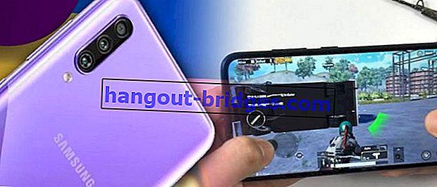 10 telefon bimbit Samsung di bawah 2 juta terbaru pada tahun 2020, bateri sebesar gergasi!