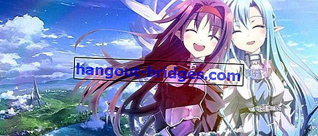 4 Aplikasi Android yang WAJIB Mempunyai Pencinta Anime