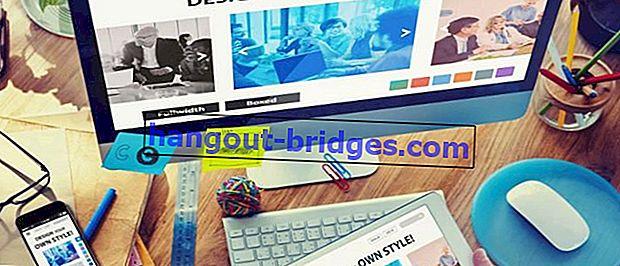 10 Laman Pembelajaran Reka Bentuk Web Percuma