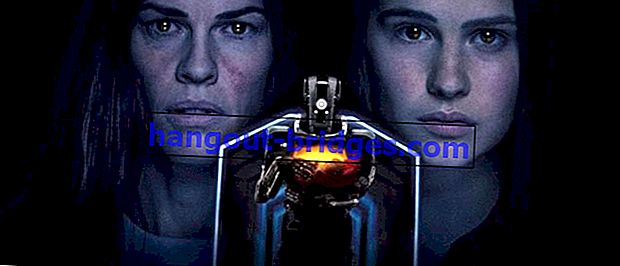 Saksikan filem I Am Mother (2020), The Story of Robots Adopting Manusia