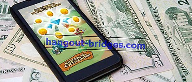 Solo giocare può ottenere oro e gadget! 5 Questo gioco Android ti rende sicuramente ricco
