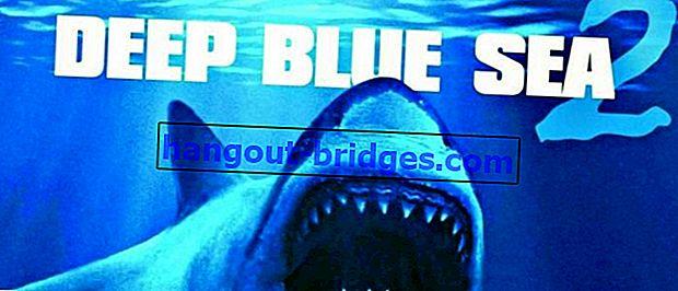 Deep Blue Sea 2 영화보기 (2018) | 사나운 상어 테러에 대한 영웅적인 행동!