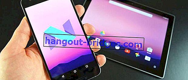 Tidak Perlu Dikemas kini, Inilah Cara Merasa Nougat Android di Semua Telefon Pintar Android