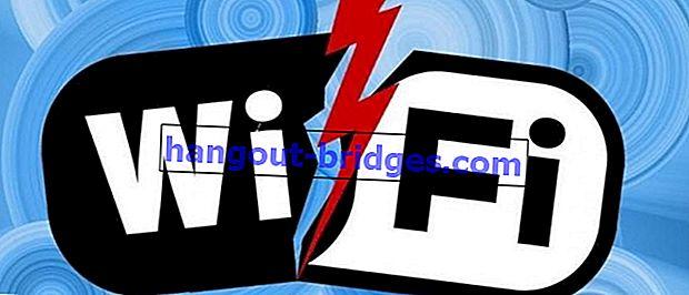 Dijamin Berjaya !!! Inilah Cara Menyambungkan WiFi Tanpa Kata Laluan Melalui WPS