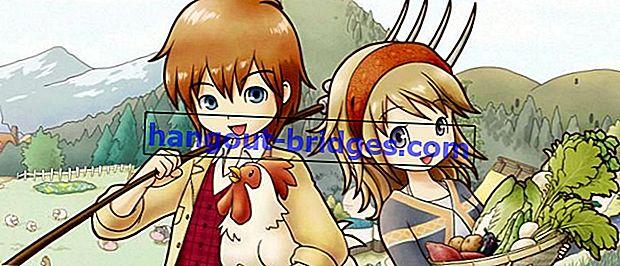 5 Harvest Moon Salin Permainan Android, Adakah Anda Bermain?