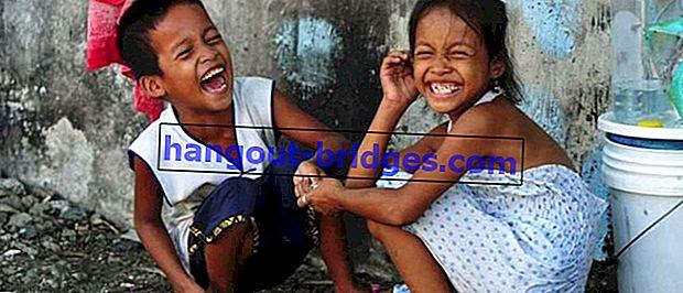 Maux d'estomac! 50 mots drôles de Sundanais et leurs significations