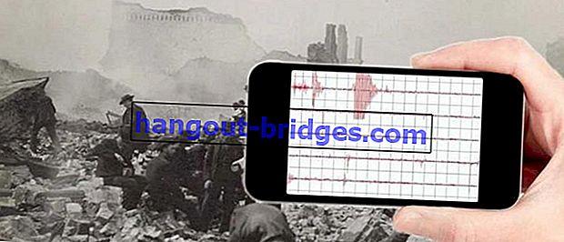 10 Aplikasi Pengesan Gempa dan Tsunami yang paling tepat pada tahun 2020, Waspada!