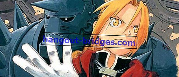10 Anime Fantasi Terbaik dengan Pengembaraan yang Menarik