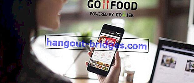 Cara termudah untuk mendaftar GO-FOOD dalam talian secara percuma!