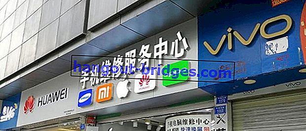 5 Petua Membeli Telefon Pintar Langsung dari China