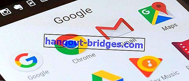 7 Aplikasi Rahsia Google Yang Anda Pasti Tidak Tahu