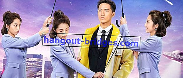 Tonton Drama Cina My Girlfriend is a Alien (2019) | Kisah Alien Cantik yang genit!