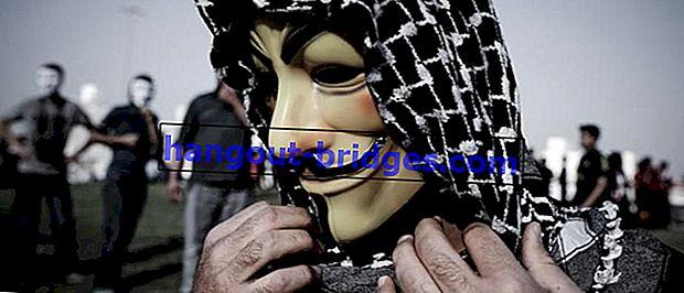 공개! 이것은 원래 해커 이슬람 사이버 군대 그림입니다