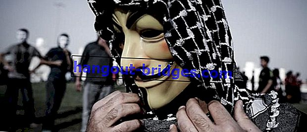 Dedahkan! Ini adalah Tokoh Tentera Siber Muslim Peretas Asal